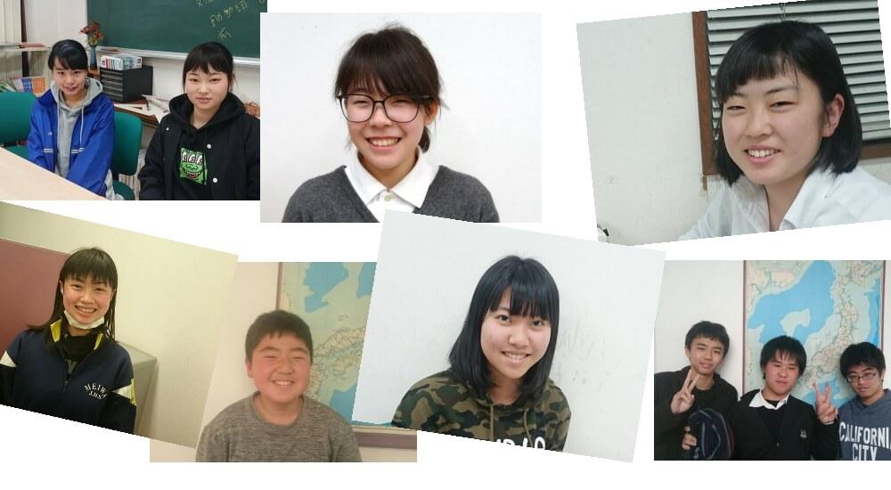 石井進学塾51点アップ 生徒の笑顔2